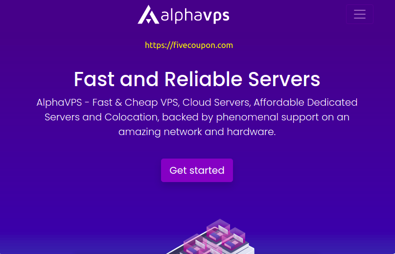 AlphaVPS Coupon & Promo Codes on October 2021 – €15/year Special VPS
