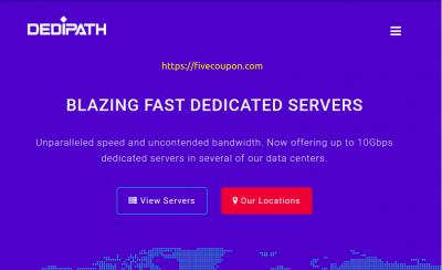 DediPath Coupon September 2021 – 60% Off VPS Hosting