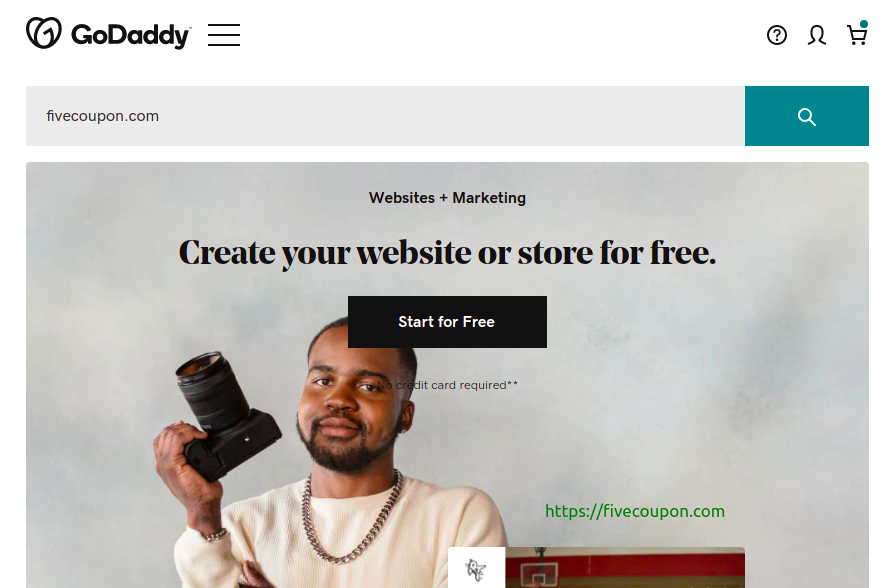 GoDaddy Coupon & Promo Codes on September 2021 – Save up to 73% OFF