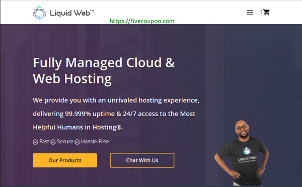 Liquid Web Coupon & Promo Codes October 2021 – Save Up to 75% Off