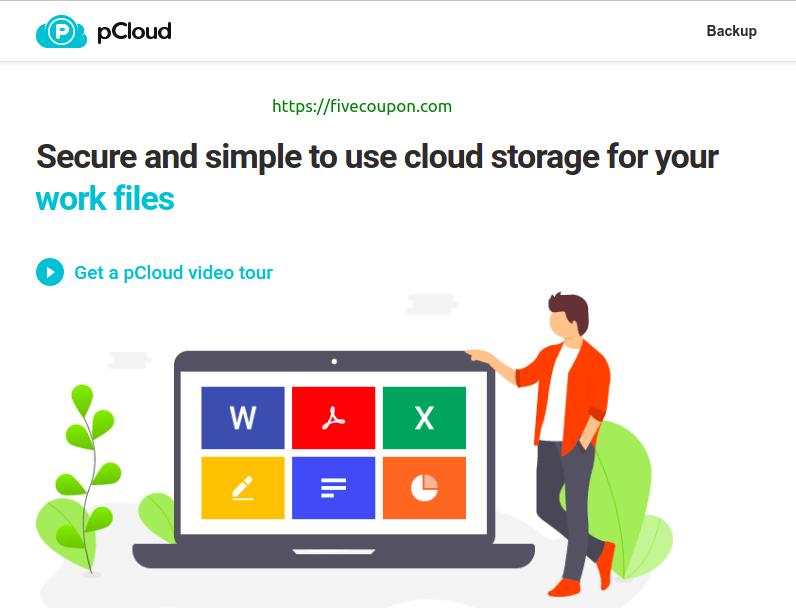 Save 65% Off Coupon pCloud Cloud Storage   October 2021